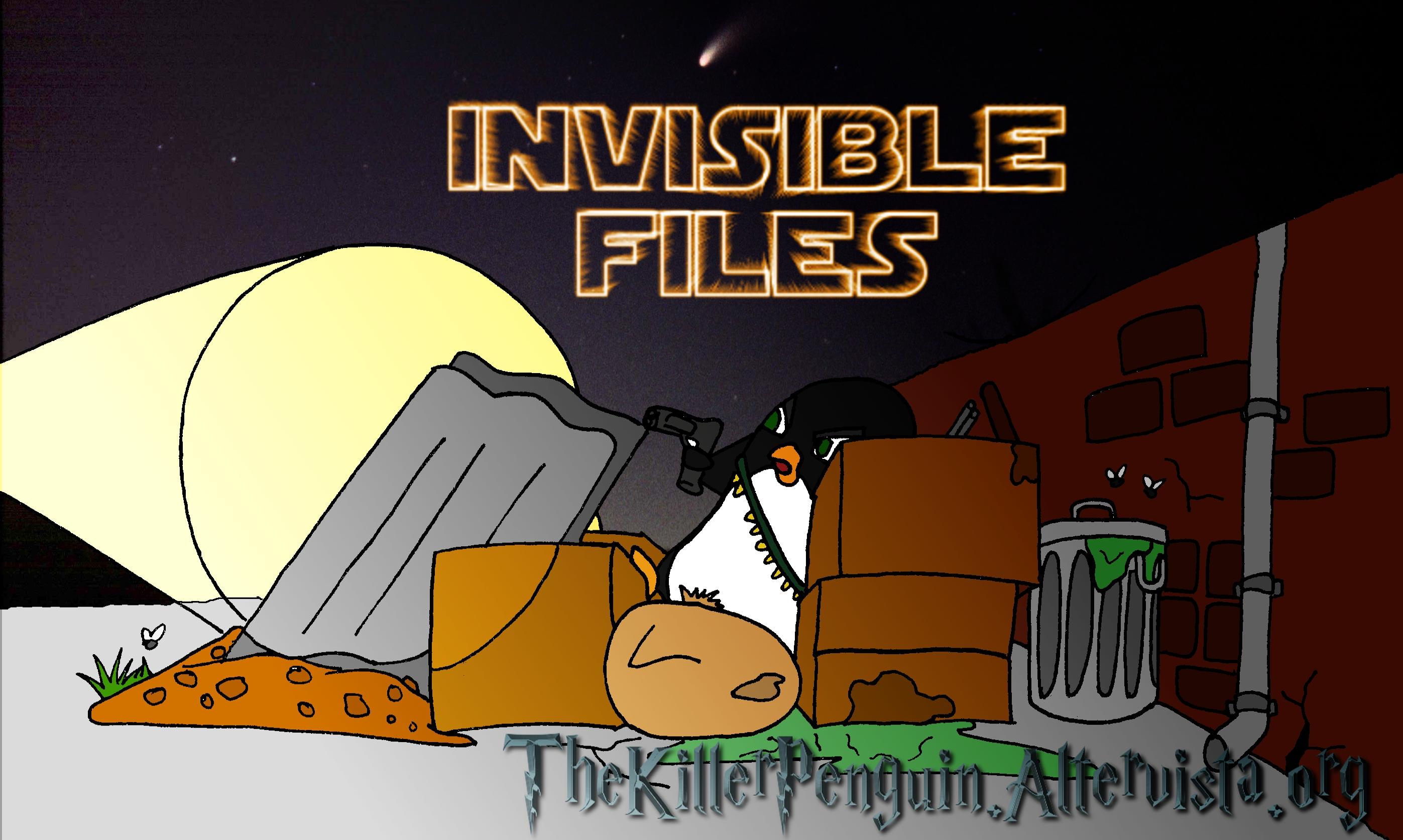 Invisible Files