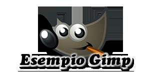 esempio gimp
